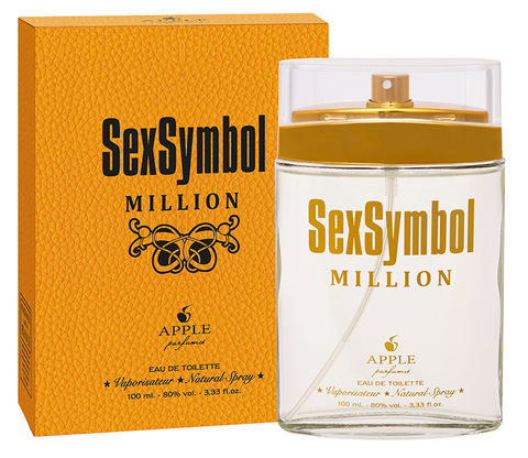 SEX SYMBOL Million, Apple parfums