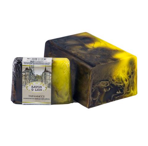 Косметическое мыло Тирамиссу 100 гр. ТМ SAVON D LION