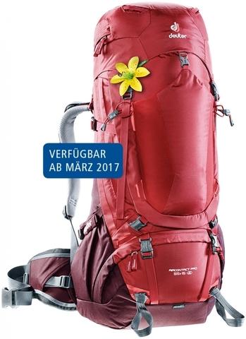 рюкзак туристический Deuter Aircontact Pro 55+15 Sl