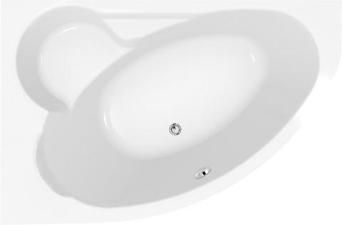 Акриловая ванна KALIOPE 170 левая