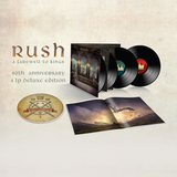 Rush / A Farewell To Kings (40th Anniversary Deluxe Edition)(4LP)