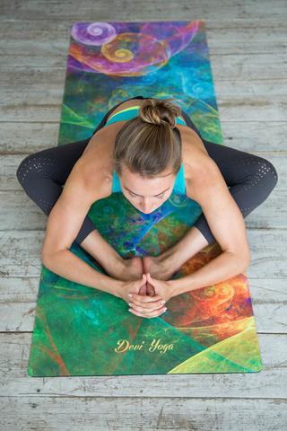 Коврик для йоги Мана 183*61*3,5мм