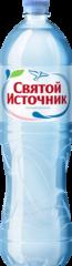 """Вода """"Святой источник"""" питьевая негазированная  1,5 л"""