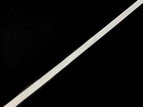 Ригелин жесткий 6 мм, белый