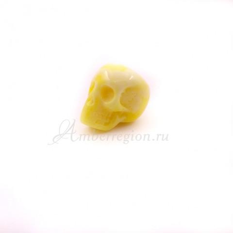Янтарный череп