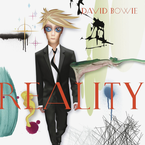 David Bowie / Reality (CD)