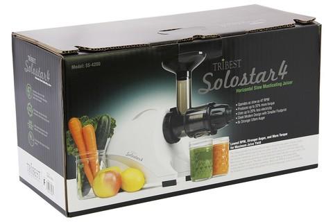 Соковыжималка шнековая Tribest Solostar 4 (SS-4200)