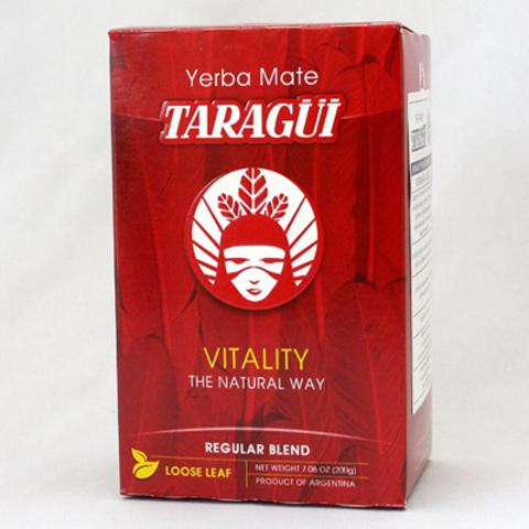 Чай травяной Йерба мате Taragui Vitaliti, 500 г