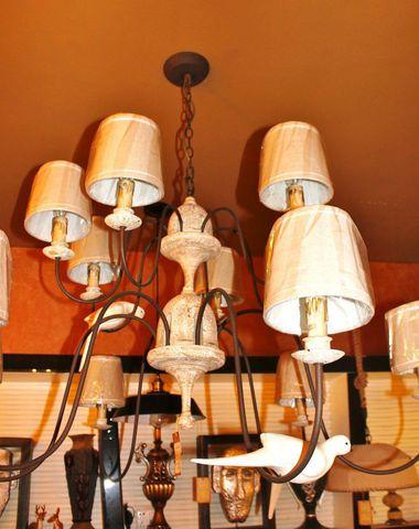 vintage chandelier 50-58 ( by Funky Vintage )