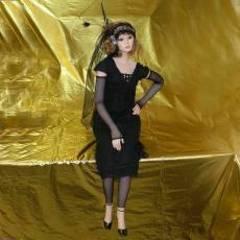 Кукла фарфоровая коллекционная Marigio Rebecca 87 см