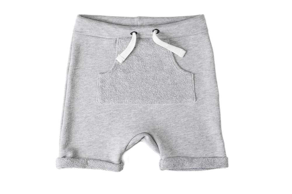 шорты с карманом детские