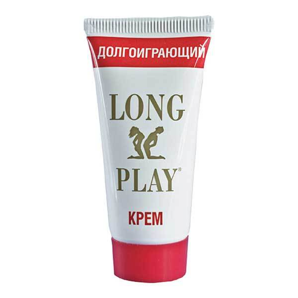 Пролонгаторы: Крем-пролонгатор Long Play - 15 мл.