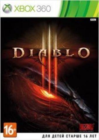 Microsoft Xbox 360 Diablo III (английская версия)