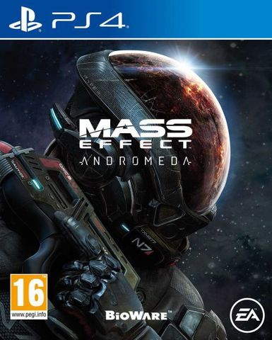 Sony PS4 Mass Effect: Andromeda (русская документация)