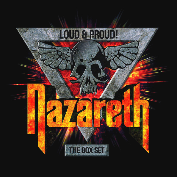 Nazareth Loud Amp Proud The Box Set 32cd 6lp 3x7 Quot Vinyl