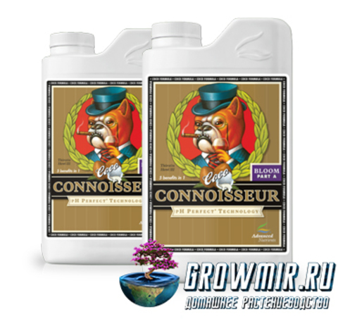 Advanced Nutrients pH Perfect Connoisseur Coco Bloom Part A & B (0,5л)