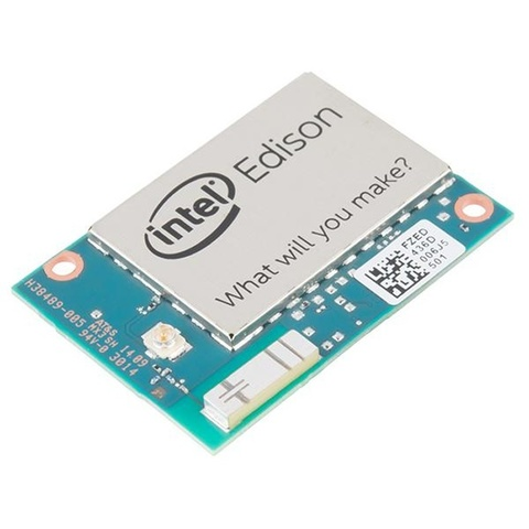 Intel® Edison Compute Module (IoT Wearable, Off-Board Antenna)