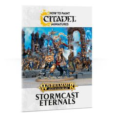 How To Paint Citadel Miniatures: Stormcast Eternals