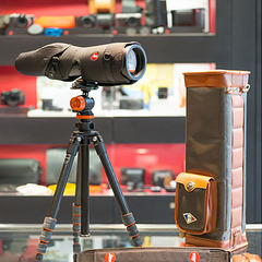 Leica APO-TELEVID 65 (прямая) Special Travel Set