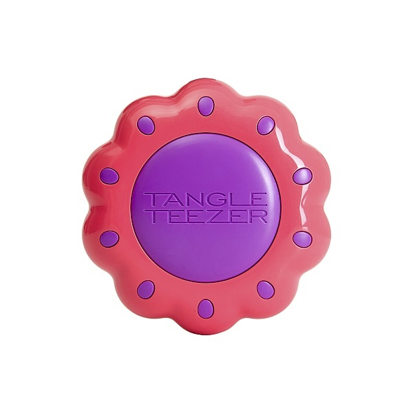 Расческа Tangle Teezer Compact Flower