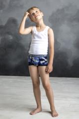 Детские мужские боксеры E17K-43B102