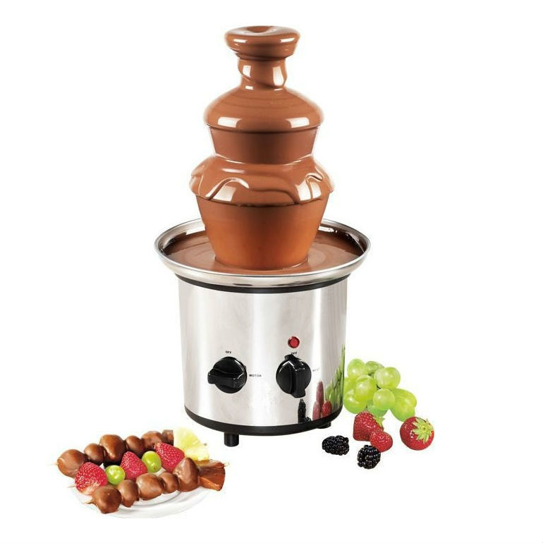 Кухонная техника Шоколадный фонтан фондю (Chocolate Fondue Fountain) 058aa0963dd5340bdcf3f50a7d13ff42.jpg