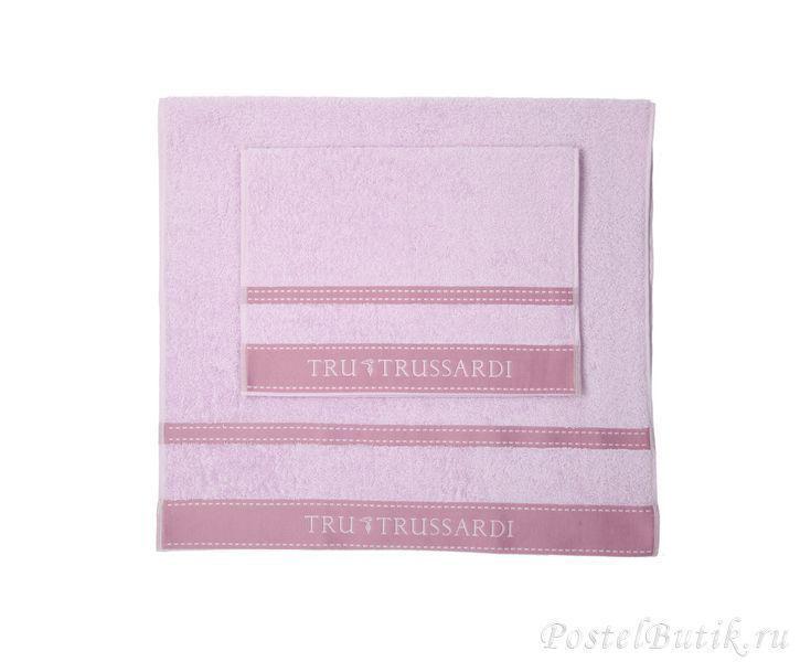 Наборы полотенец Набор полотенец 2 шт Trussardi Golf фиолетовый mahrovye-polotentsa-golf-ot-trussardi-rozov-1.jpg