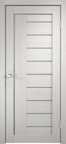 > Экошпон VellDoris Linea-3, стекло матовое, цвет дуб белый, остекленная