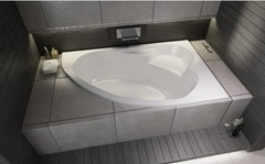 Ванна акриловая Cersanit Kaliope 170x110, левая
