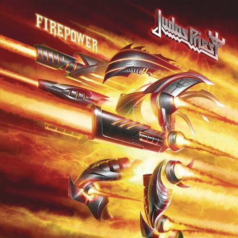 Judas Priest / Firepower (RU)(CD)