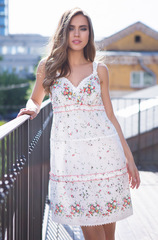 Сорочка ночная женская MIA-MIA  Daisy 16311