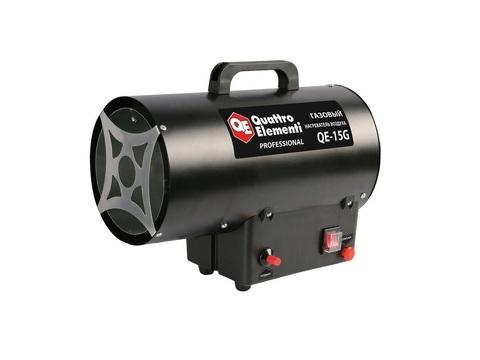 Нагреватель воздуха газовый QUATTRO ELEMENTI QE-15G (15кВт, 290 м.куб/ч, 3,8кг) (911-543)