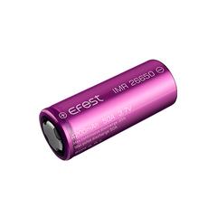 Аккумулятор 26650 Efest Li-Mn 3.7V, 4200mAh, 50A