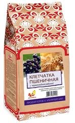 Клетчатка пшеничная с черноплодной рябиной, 300 гр. (Дивинка)