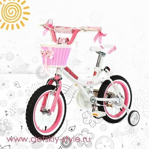 """Велосипед Royal Baby """"Princess Jenny 18"""" (Роял Беби)"""