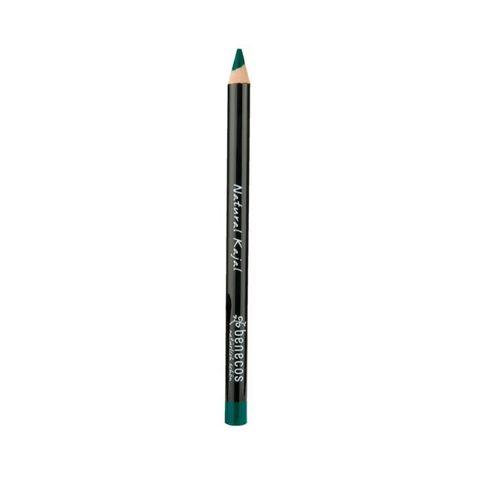 Карандаш-кайял для глаз «Зеленый» натуральный Benecos, 1,13 гр