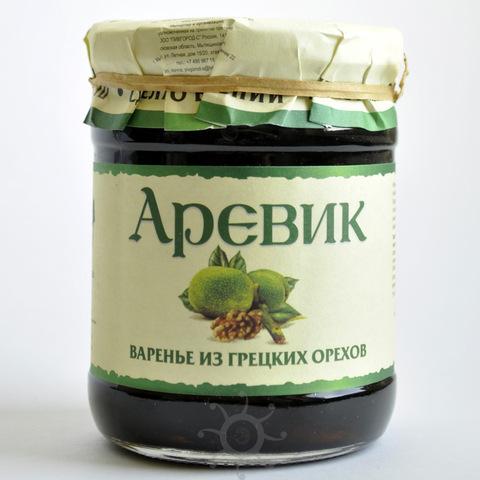 Варенье из грецкого ореха Аревик, 540г