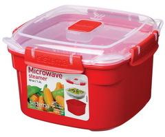 Контейнер для микроволновки Sistema Microwave 1,4 л