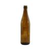Бутылка пивная 0,5 л. коричневая
