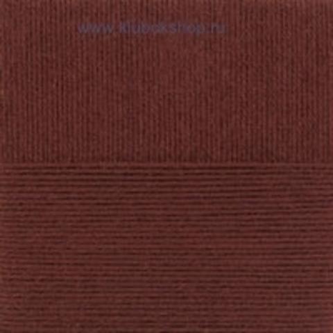 Пряжа Северная (Пехорка) 251 коричневый