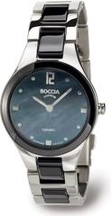 Женские наручные часы Boccia Titanium 3221-02