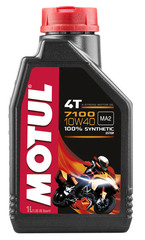 Моторное масло MOTUL 7100 4T SAE 10W40