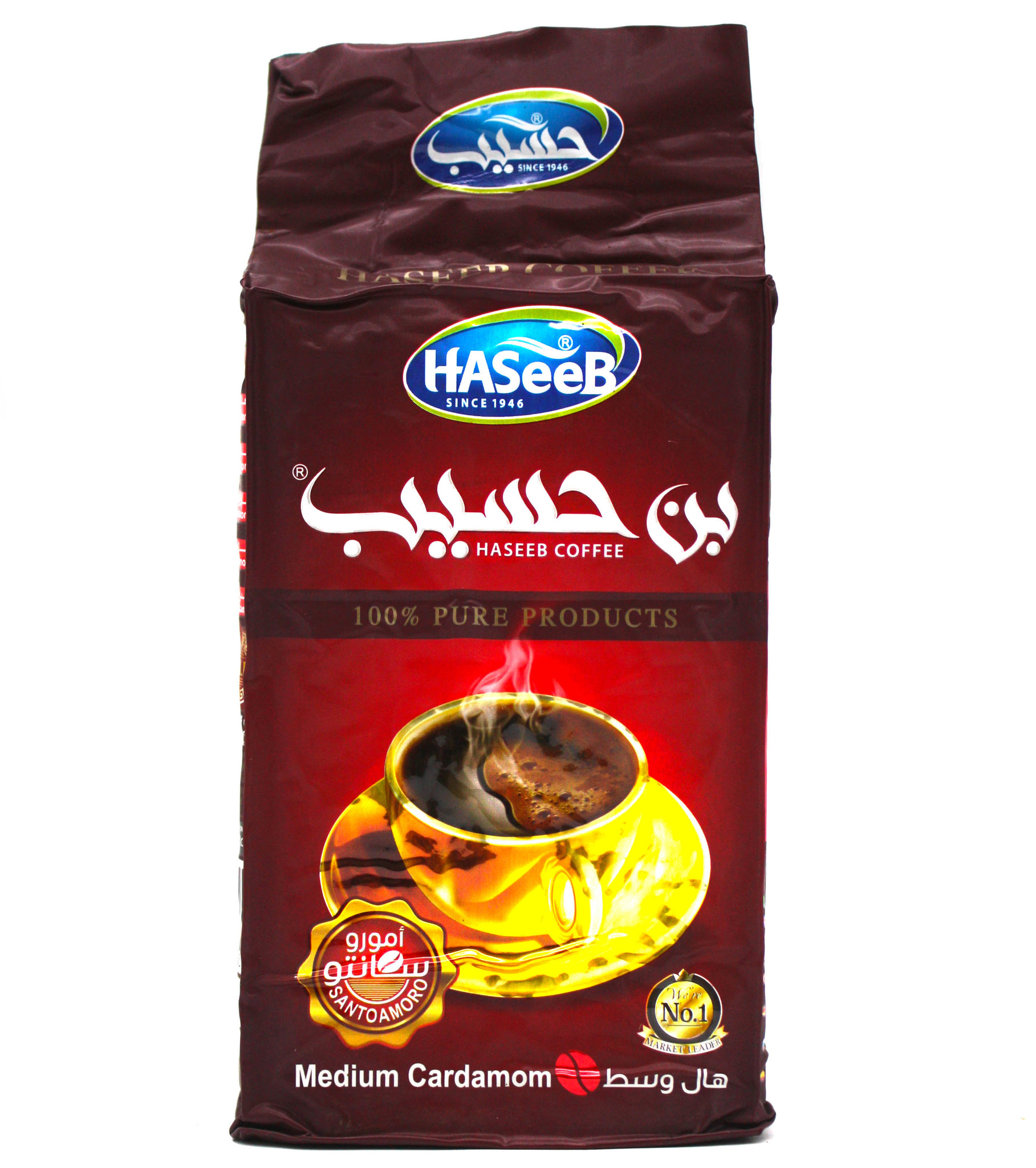Кофе молотый Арабский кофе Medium Cardamom, Haseeb, 500 г import_files_1e_1ef3f6701b1a11e9a9a6484d7ecee297_1ef3f6911b1a11e9a9a6484d7ecee297.jpg