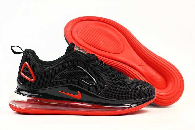 Nike Air Max 720 KPU (Black/Red) (004)