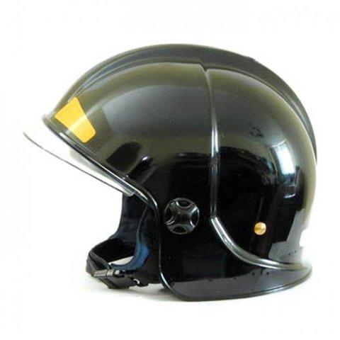 Шлем пожарного ШПМ Черный