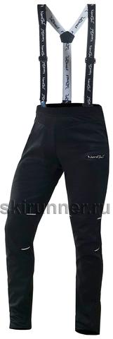 Лыжные разминочные брюки NordSki Premium Black