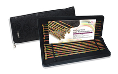 KnitPro Symfonie Wood  Набор прямых спиц 30см