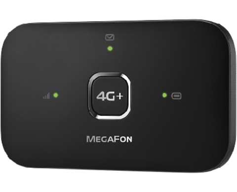 Мегафон MR150-3 4G/LTE Мобильный Wi-Fi роутер (Huawei e5573)
