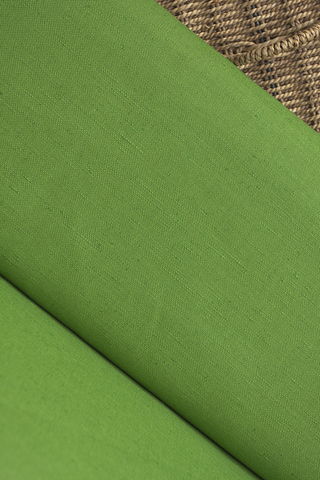 Льняная интерьерная ткань цвет ГРИН