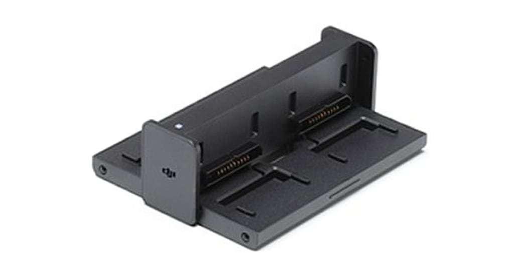 Концентратор хаб для заряда батарей DJI Mavic Air Battery Charging Hub (PART 2) раскрыт